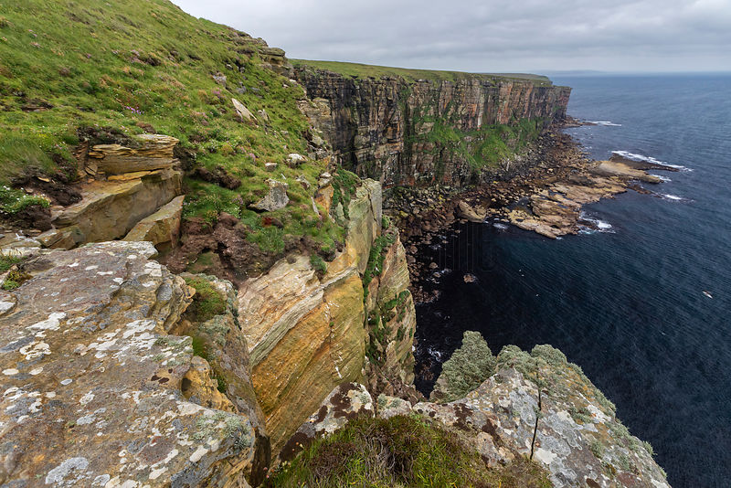 The Cliffs at Dunnet Head