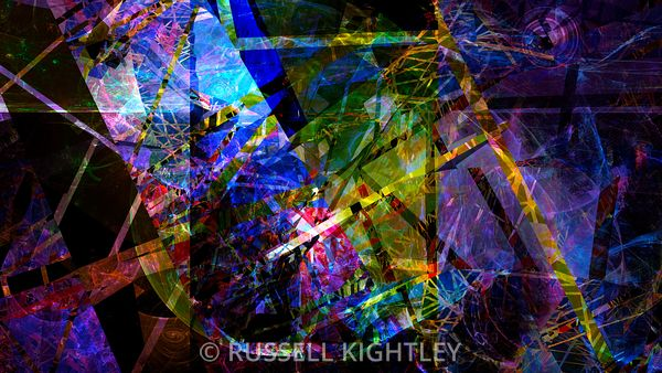 Abstract Composite #1 Free Desktop Image