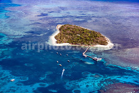 Green Island, Great Barrier Reef.
