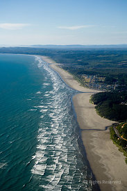 Pacific West Coast Washington USA