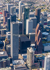 Downtown Houston Skyscapers
