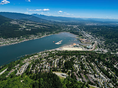 Port Moody and Burrard Inlet