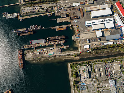 North Vancouver Waterfront Industrial