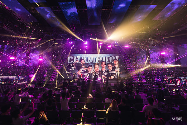 e-Sports & Music Festival CS:GO World Invitational 2019
