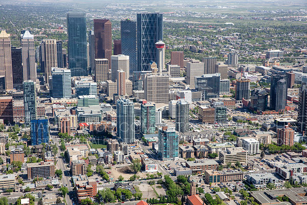 Downtown Calgary South