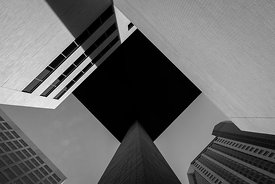 Inception Void 2 - B&W