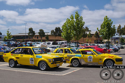 Adelaide Rally 2019
