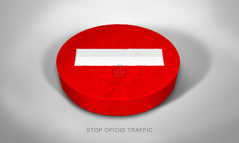 Stop Opioid Traffic.