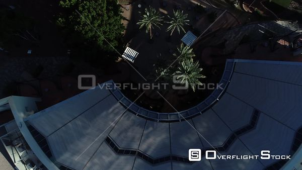Drone Video Phoenix Arizona During COVID-19 Pandemic