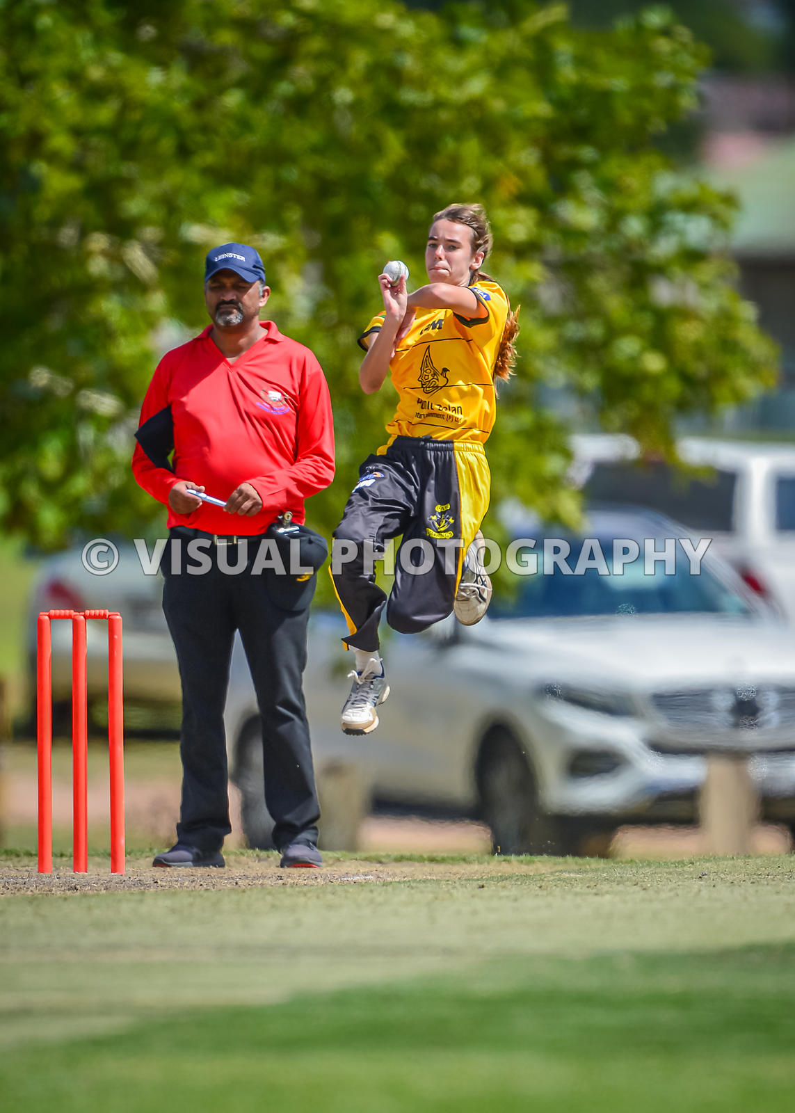 Outlaws - Vs - Vikings - Durbanville Cricket Club .