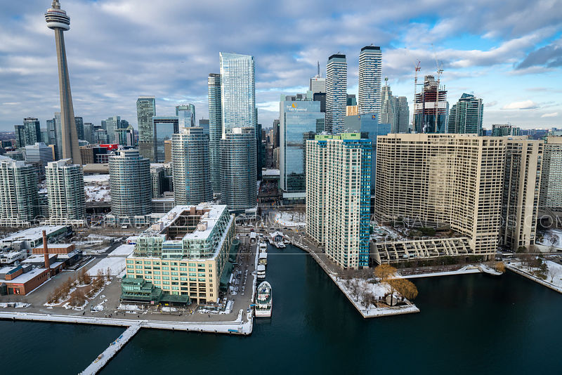 Toronto's Harbourfront District