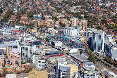 Hurstville Shopping Centre