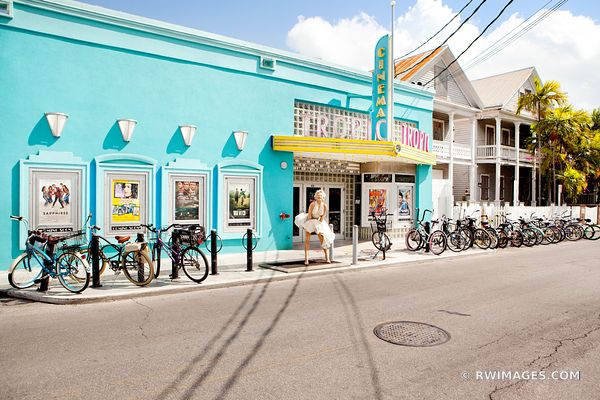 TROPIC CINEMA MOVIE THEATER KEY WEST FLORIDA