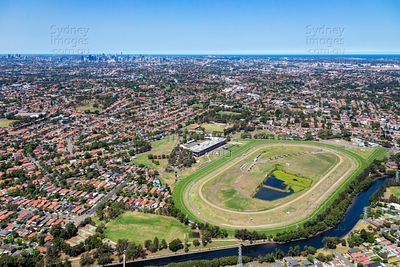 Canterbury Racecourse and Ashbury