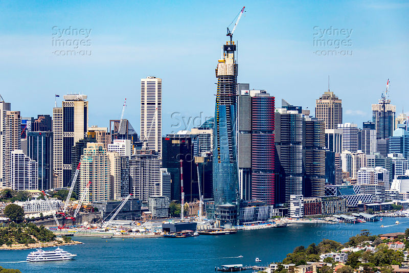 Crown Casino Construction