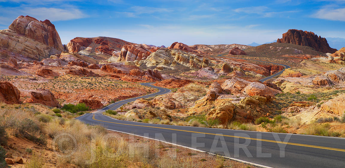 Valley of Fire Road #1
