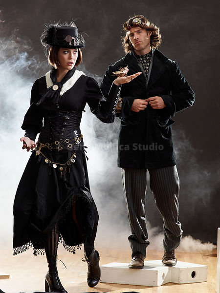 Steam Punk Couple 2