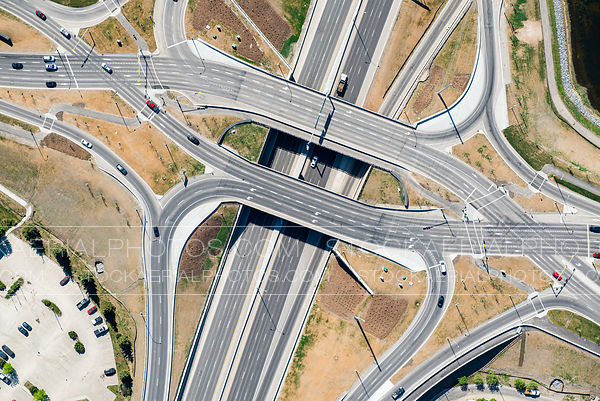 Converging Diamond Interchange