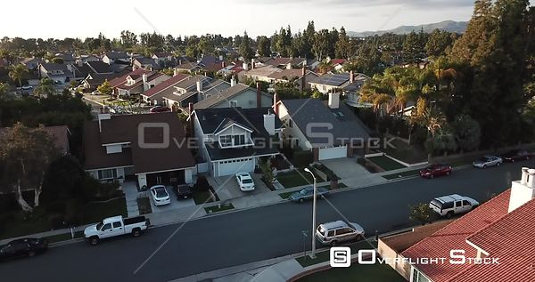 Lake Forest Suburb California during COVID-19 Pandeminc