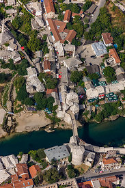 Village of Mostar Republika Srpska, Bosnia and Herzegovina