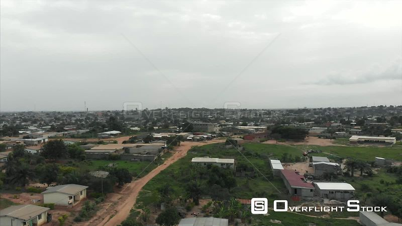 Divo City Djiboua District Ivory Coast Africa