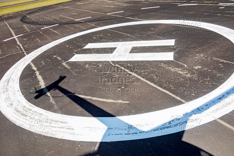Helicopter Pad, Bankstown Airport