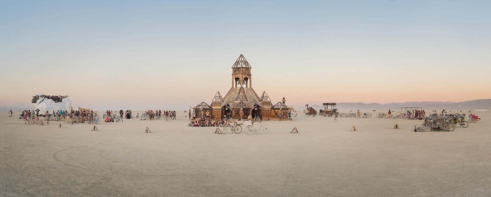 Shrine of Resonance - Burning Man 2019