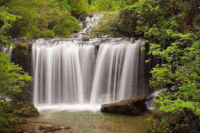 Middle Brasstown Falls