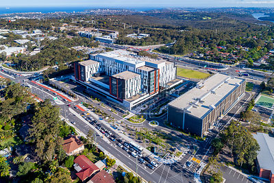 Frenchs Forest Aerial Photography