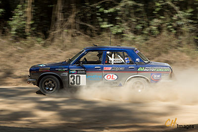 Inspirations Paint Capalaba Hinterland Rally (QRC4) - Sept 2019