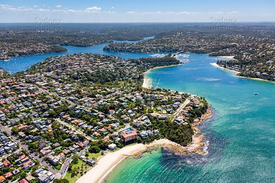 Wyargine Point, Mosman