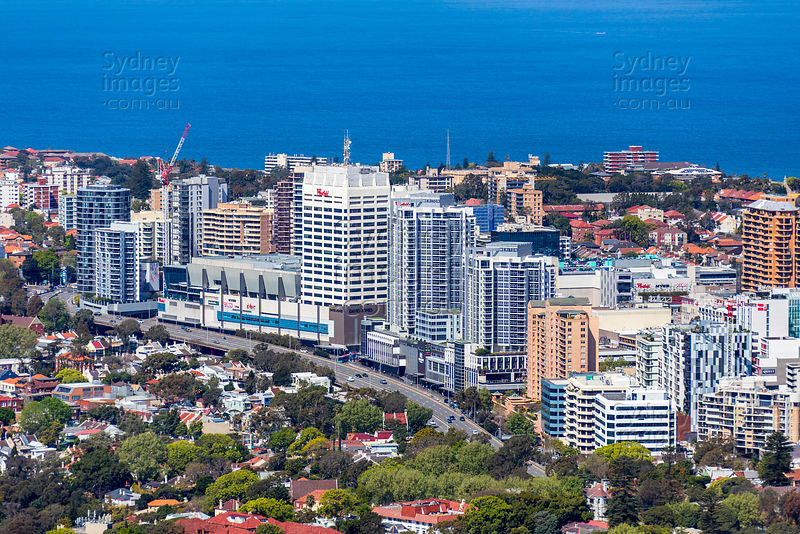 Bondi Junction High Rise