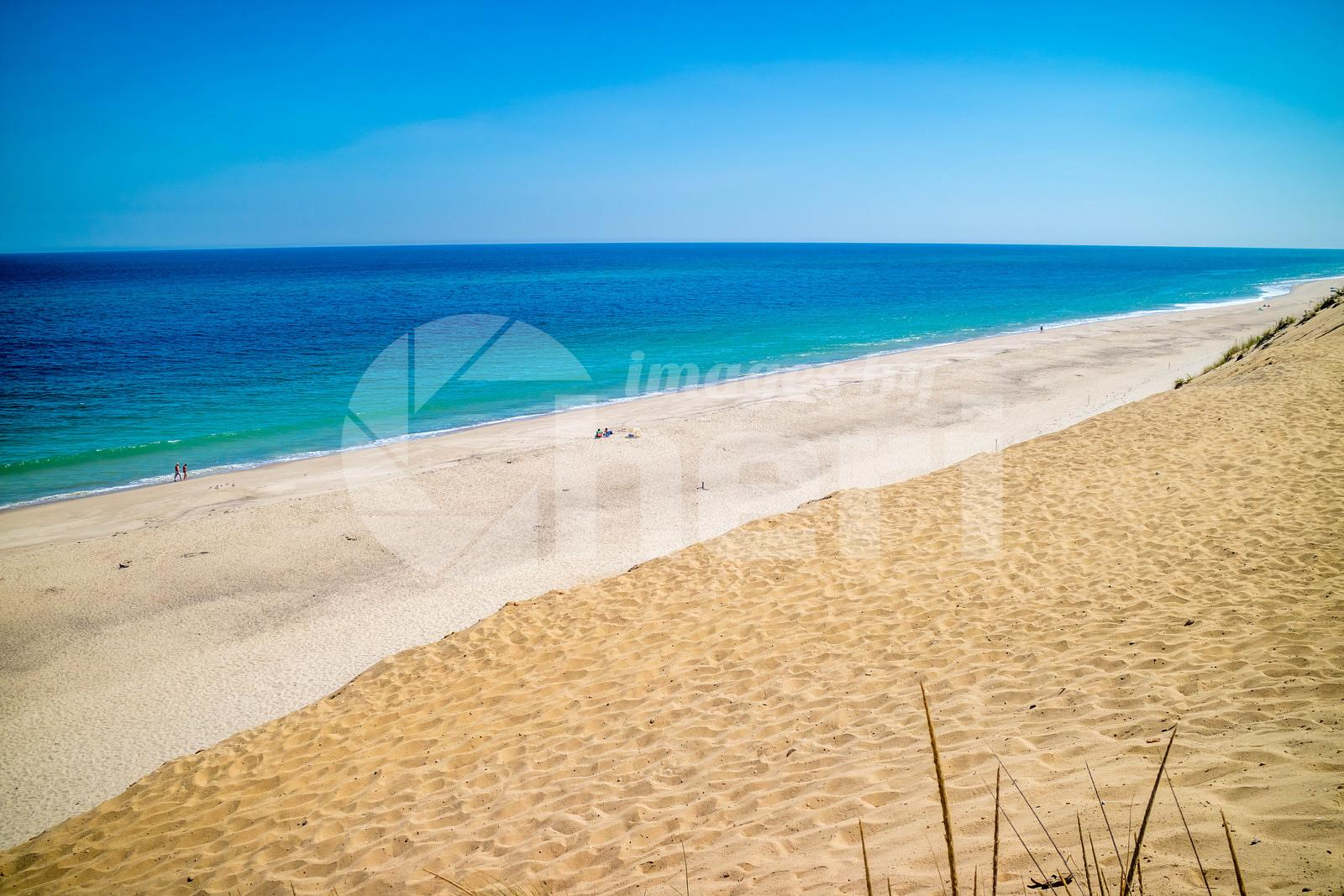 The Marconi Beach in Cape Cod National Seashore, Massachusetts