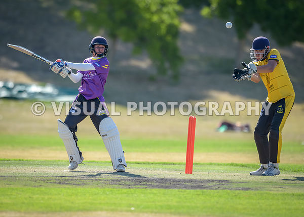Phantoms - Vs - Vikings - Durbanville Cricket Club .