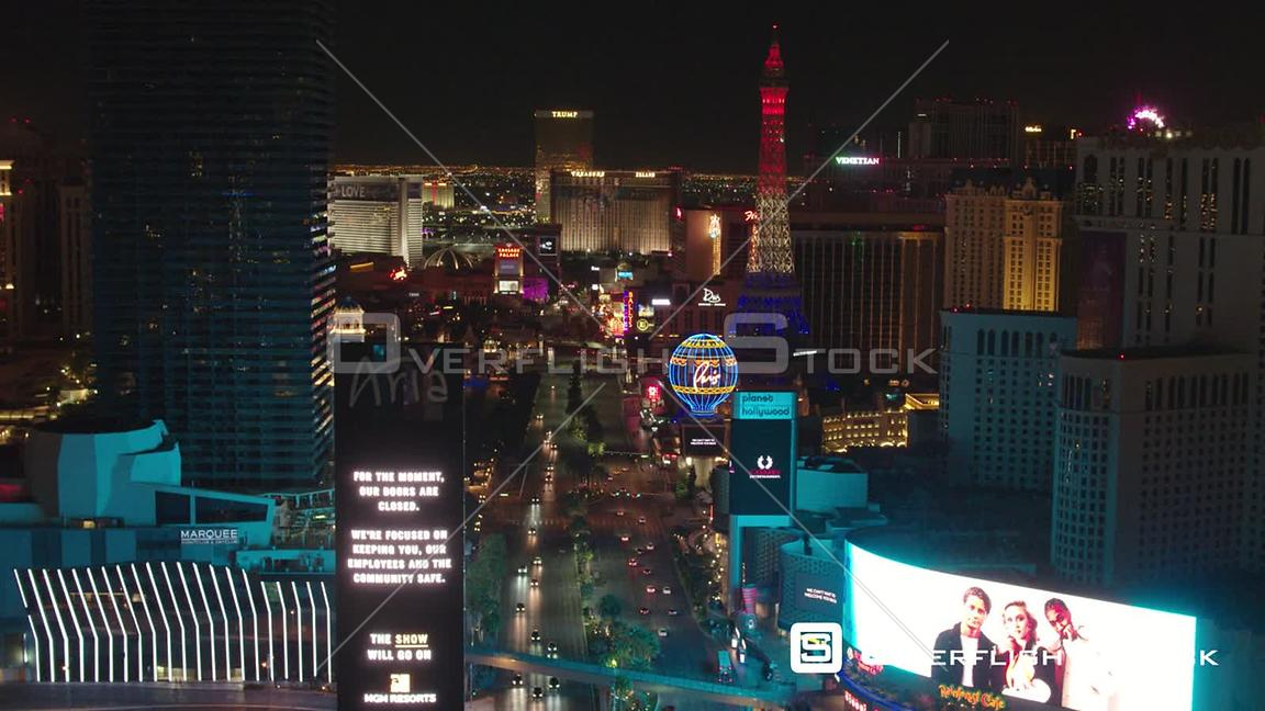 Drone Video Las Vegas During the COVID-19 Pandemic