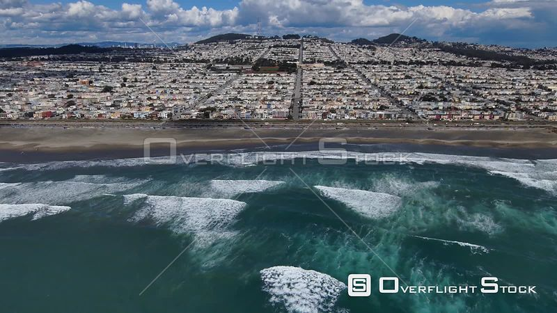 Drone Video San Francisco California