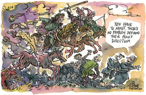 Four Horsemen Policy