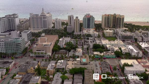 Miami Beach tourism hotspot 4k 2020
