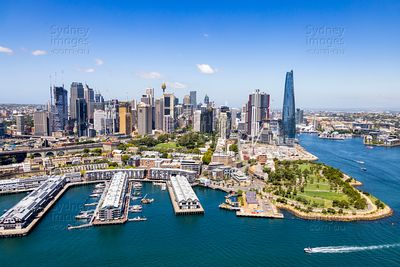 Sydney City Aerial Photography