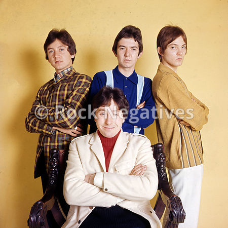 Small Faces Pose For An Early Portrait