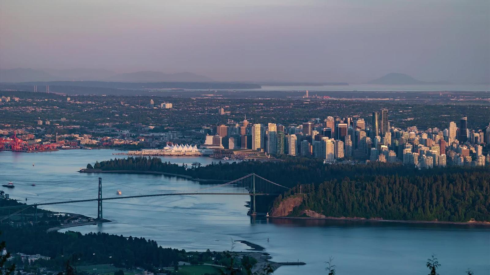 Timelapse Vancouver