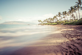 Maui Hawaii Mokapu Beach Wailea Makena Photo