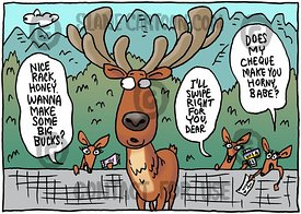 Deer Chat Up Lines