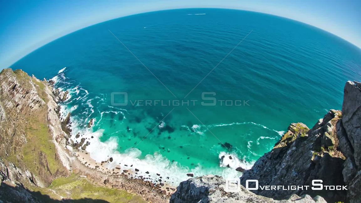 Beautiful beach time lapse clip of and from Cape Point in South Africa u