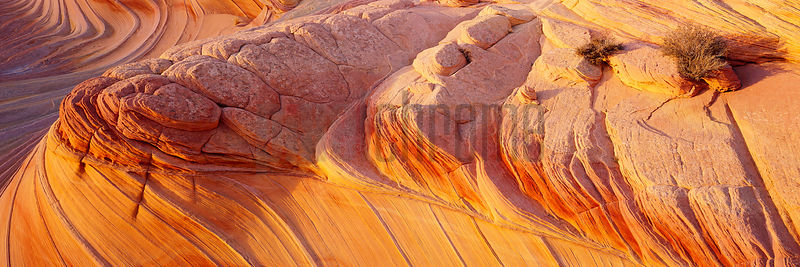 Coyote Buttes Sandstone Formation