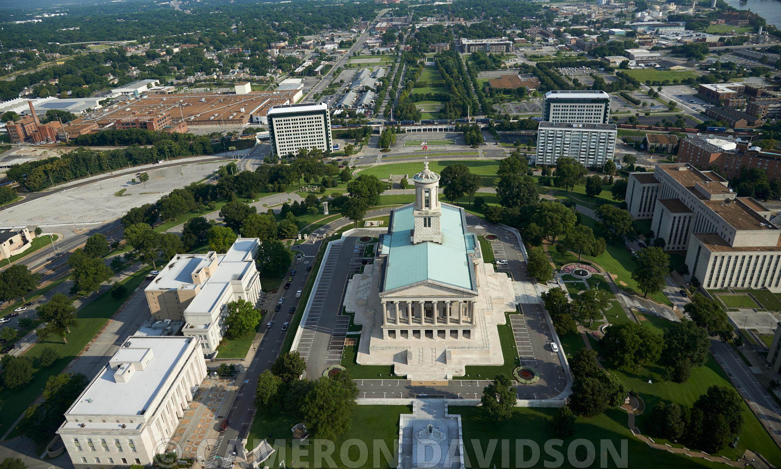 Aerial Tennessee Capital