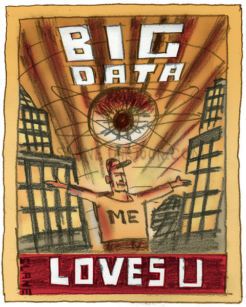 Big Data Loves U