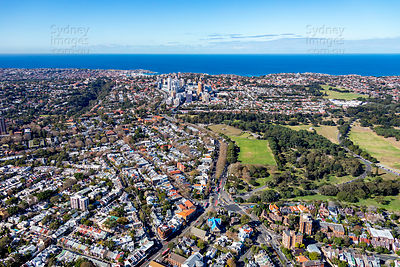 Woollahra Looking East