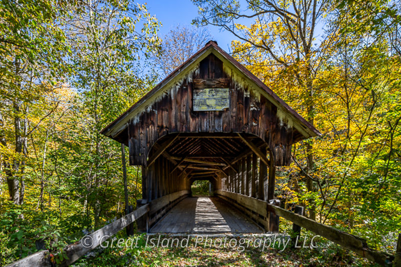 Blacksmith Shop Bridge