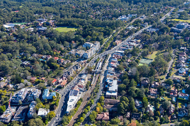Pymble Shopping Centre